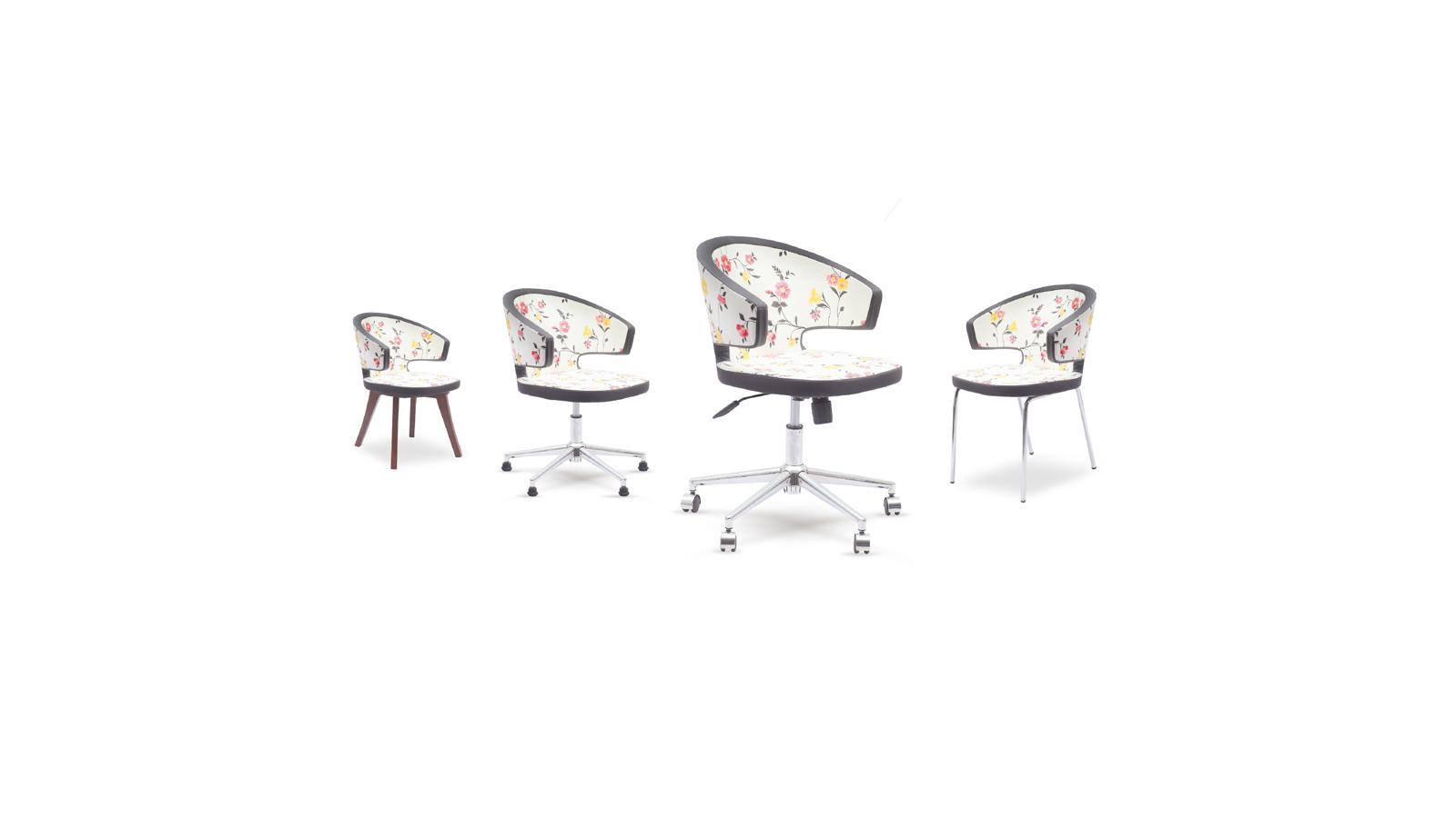 Flora Ofis Sandalyeleri